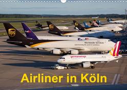 Airliner in Köln (Wandkalender 2020 DIN A3 quer) von Spoddig,  Rainer