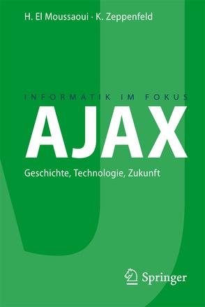 AJAX von El Moussaoui,  Hassan, Zeppenfeld,  Klaus