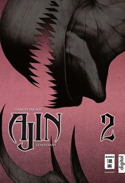 AJIN – Demi-Human 02 von Peter,  Claudia, Sakurai,  Gamon