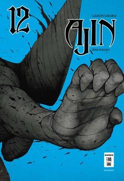 AJIN – Demi-Human 12 von Peter,  Claudia, Sakurai,  Gamon