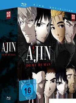 Ajin – Demi-Human – TV-Serie – Blu-ray-Gesamtausgabe (Staffel 1 und 2) von Seshita,  Hiroyuki