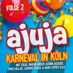 Ajuja – Karneval in Köln