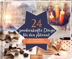 AK 24 zauberhafte Dinge für den Advent