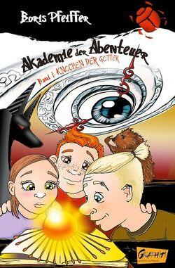 Akademie der Abenteuer von Kersting,  Kris, Pfeiffer,  Boris
