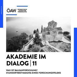 Akademie im Dialog 11 von Schmitt,  Oliver Jens