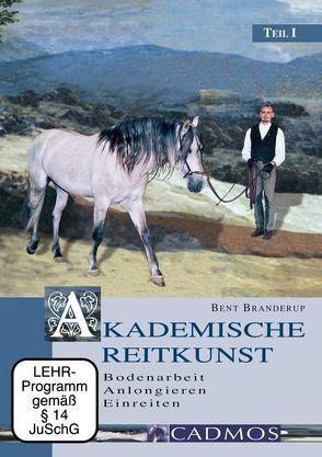 Akademische Reitkunst 1 DVD von Branderup,  Bent