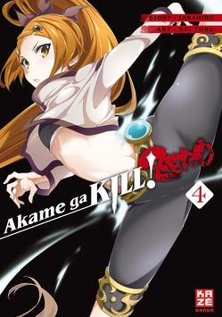 Akame ga KILL! ZERO 04 von Bockel,  Antje, Toru,  Kei