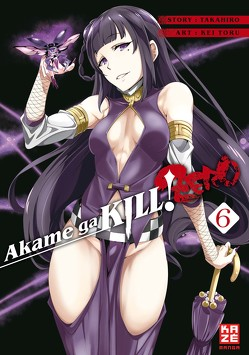 Akame ga KILL! ZERO 06 von Bockel,  Antje, Toru,  Kei