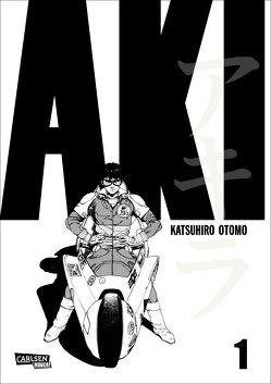 Akira – Farbige Neuausgabe 1 von Otomo,  Katsuhiro