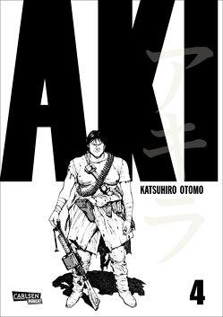 Akira – Farbige Neuausgabe 4 von Otomo,  Katsuhiro