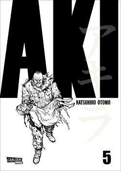 Akira – Farbige Neuausgabe 5 von Otomo,  Katsuhiro