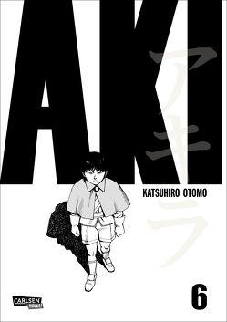 Akira – Farbige Neuausgabe 6 von Otomo,  Katsuhiro