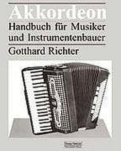 Akkordeon von Richter,  Gotthard
