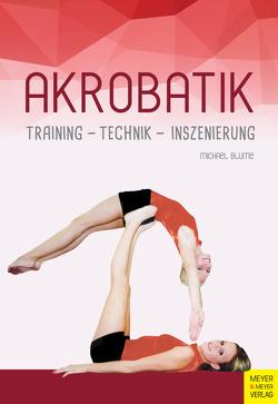 Akrobatik von Blume,  Michael