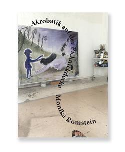 Akrobatik auf der Picknickdecke von Romstein,  Monika