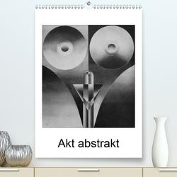 Akt abstrakt – Abstrakte Aktzeichnungen (Premium, hochwertiger DIN A2 Wandkalender 2021, Kunstdruck in Hochglanz) von Kraus,  Gerhard