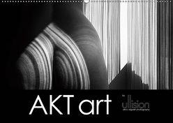 AKT art (Wandkalender 2019 DIN A2 quer) von Allgaier (www.ullision.de),  Ulrich