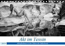 Akt im Tessin (Tischkalender 2019 DIN A5 quer) von Zurmühle,  Martin