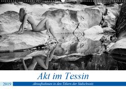 Akt im Tessin (Wandkalender 2019 DIN A2 quer) von Zurmühle,  Martin