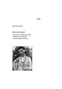 Akt und Nackt von Hansmann,  Doris