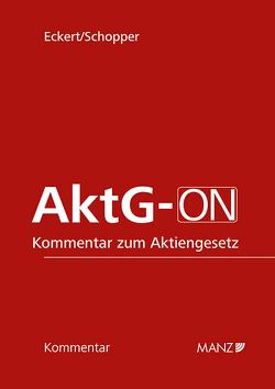 AktG-ON von Eckert,  Georg, Schopper,  Alexander