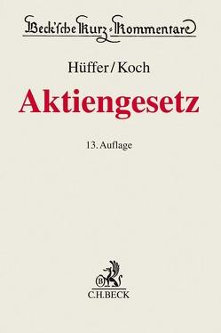 Aktiengesetz von Hüffer,  Uwe, Koch,  Jens