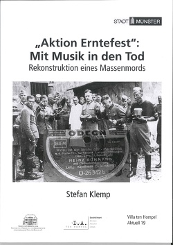 """""""Aktion Erntefest"""": Mit Musik in den Tod von Klemp,  Stefan, Spieker,  Christoph"""