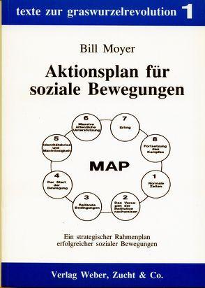 Aktionsplan für soziale Bewegungen von Lang,  Michael, Moyer,  Bill