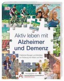 Aktiv leben mit Alzheimer und Demenz von Lambert,  Helen