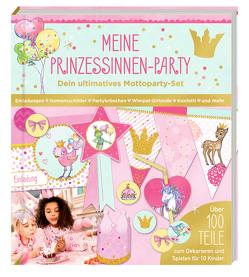 Aktivbuch – Prinzessin Lillifee – Meine Prinzessinnen-Party von Finsterbusch,  Monika