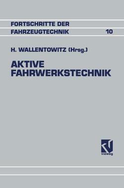 Aktive Fahrwerkstechnik von Wallentowirz,  H., Wallentowirz,  NA