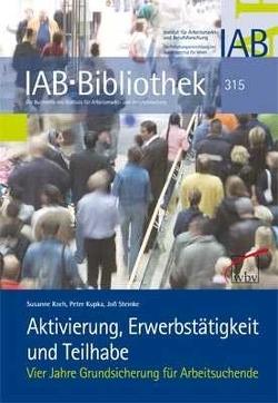 Aktivierung, Erwerbstätigkeit und Teilhabe von Koch,  Susanne, Kupka,  Peter, Steinke,  Joß