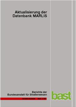 Aktualisierung der Datenbank MARLIS von Pelze,  Michael, Schneider,  Christiane, Turhan,  Sabine