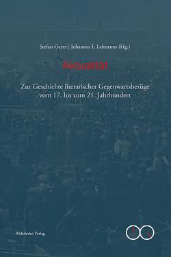 Aktualität von Geyer,  Stefan, Lehmann,  Johannes F.