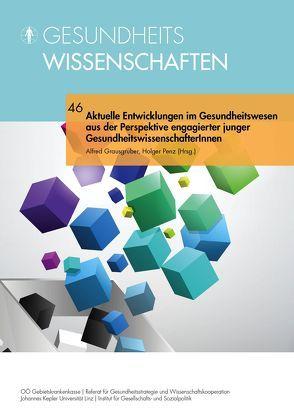 Aktuelle Entwicklungen im Gesundheitswesen aus der Perspektive engagierter junger GesundheitswissenschafterInnen von Grausgruber,  Alfred, Penz,  Holger