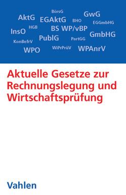 Aktuelle Gesetze zur Rechnungslegung und Wirtschaftsprüfung von Brösel,  Gerrit, Freichel,  Christoph, Hildebrandt,  Dirk