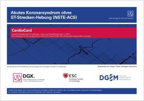 Akutes Koronarsyndrom ohne ST-Strecken-Hebung (NSTE-ACS)