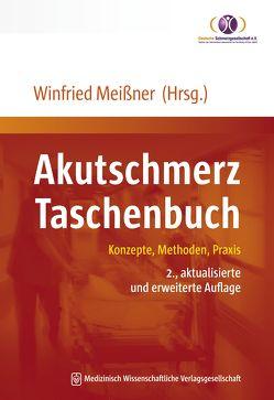 Akutschmerz Taschenbuch von Meißner,  Winfried