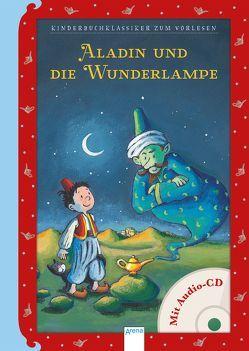 Aladin und die Wunderlampe von Kraushaar,  Sabine, Seidemann,  Maria