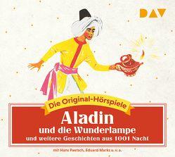 Aladin und die Wunderlampe und weitere Geschichten aus 1001 Nacht von Diverse, Ferenczy,  Sándor, Kuhn,  Felicitas, Marks,  Eduard, Paetsch,  Hans, u.v.a.