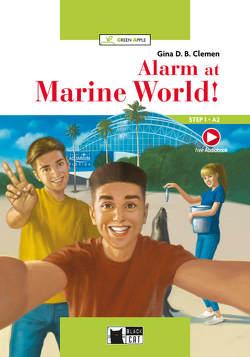Alarm at Marine World! von Clemen,  Gina D. B.
