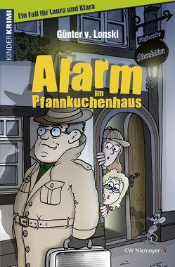 Alarm im Pfannkuchenhaus von von Lonski,  Günter