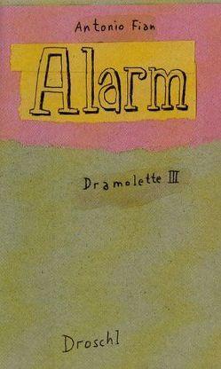 Alarm von Fian,  Antonio