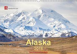 Alaska 2018 – faszinierend anders (Wandkalender 2018 DIN A3 quer) von Bergwitz,  Uwe