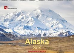 Alaska 2019 – faszinierend anders (Wandkalender 2019 DIN A2 quer) von Bergwitz,  Uwe
