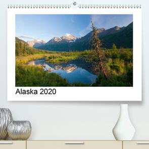 Alaska 2020 (Premium, hochwertiger DIN A2 Wandkalender 2020, Kunstdruck in Hochglanz) von kalender365.com