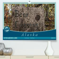 Alaska – Verbote – Gebote (Premium, hochwertiger DIN A2 Wandkalender 2020, Kunstdruck in Hochglanz) von Flori0