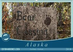 Alaska – Verbote – Gebote (Wandkalender 2018 DIN A2 quer) von Flori0,  k.A.