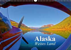 Alaska – Weites Land (Wandkalender 2021 DIN A3 quer) von Stanzer,  Elisabeth