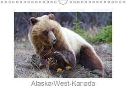 Alaska/West-Kanada (Wandkalender 2019 DIN A4 quer) von Braue,  Carsten